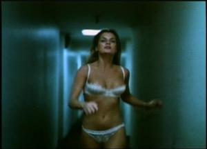 running in underwear