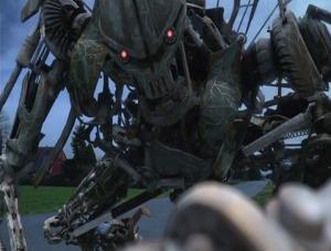 the scrap metal monster