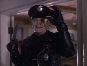 The Psycho Cop himself