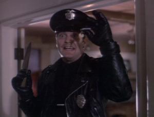The Psycho Cop himself