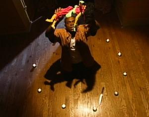 Michael resorts to voodoo